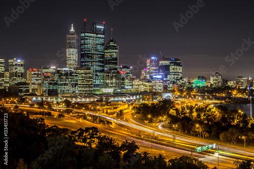 Kings Park CBD View - Perth WA Australia - Buy this stock