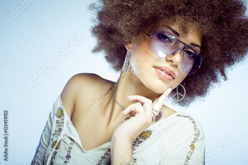 Photo  Disco Girl