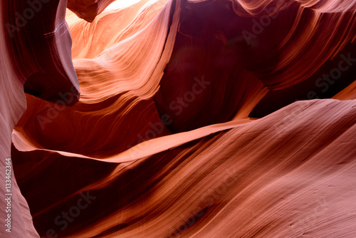 Recess Fitting Magenta Lower Antelope Canyon 1