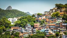 Christ Looking At Favela (Shan...