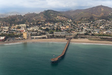 Ventura Pier Near Downtown Ven...