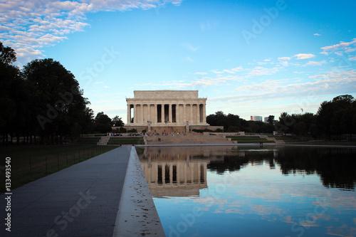 Fotografia  Lincoln Memorial, Washington D.C., USA