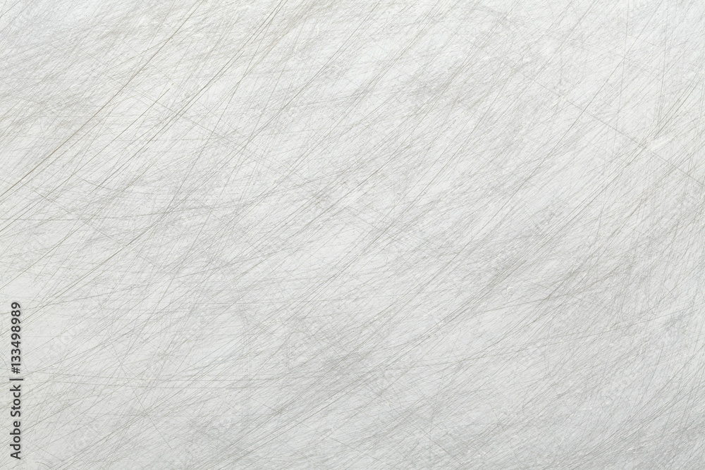 Fototapety, obrazy: Scratched surface - background or texture