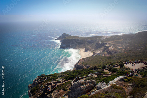 Fotografering  Cape of Good Hope, Cape Peninsula, South Africa