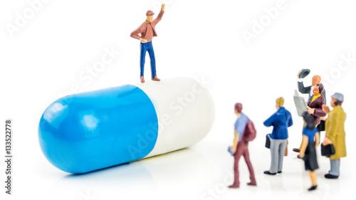 Foto  victory of pills