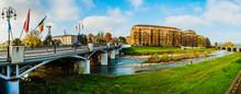 Ponte Delle Nazioni In Parma, ...