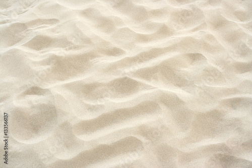Photo  Beach sand background