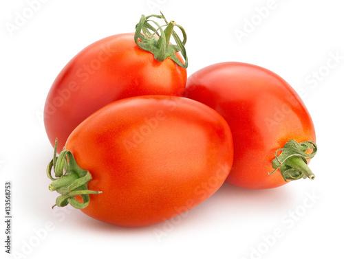 Fényképezés  plum tomatoes