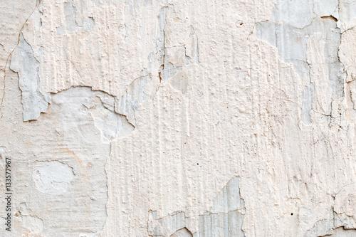 Foto auf AluDibond Alte schmutzig texturierte wand white concrete wall texture