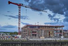 Construction Of UTC Harboursid...