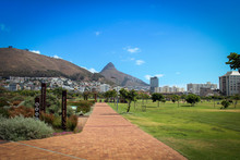 Green Point Park, Cape Town, South Africa