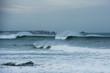 Breaker of Atlantic Ocean at Peniche,Portugal / Peniche に打ち寄せる太平洋の荒波、