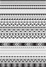Maori Brushes Set