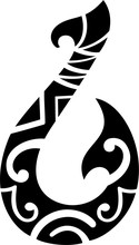 Maori Style Hook