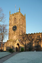 Holy Trinity Church In Skipton, North Yorkshire