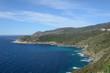 Coastline of Cap Corse