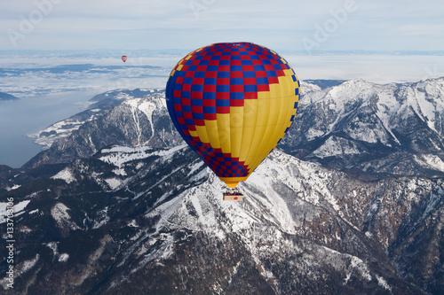 In de dag Ballon Colorful balloon