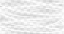 A Real Transparent Plastic Wrap Texture