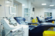 Center of blood donating