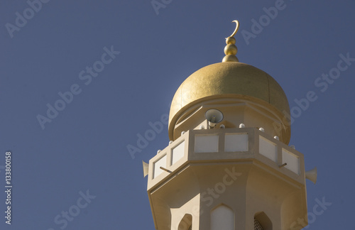 Fényképezés  Moschee in Sohar (Oman) -3