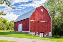 Matthei Gardens Barn, Ann Arbor, MI