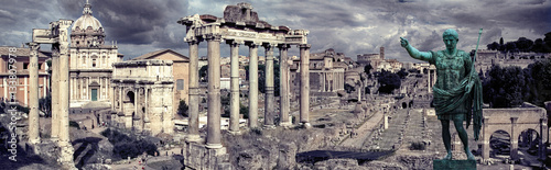 Fotografía  Augusto - Roman forum