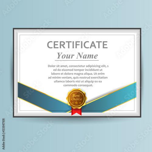 Vector certificate template design business award solution buy vector certificate template design business award solution fbccfo Images