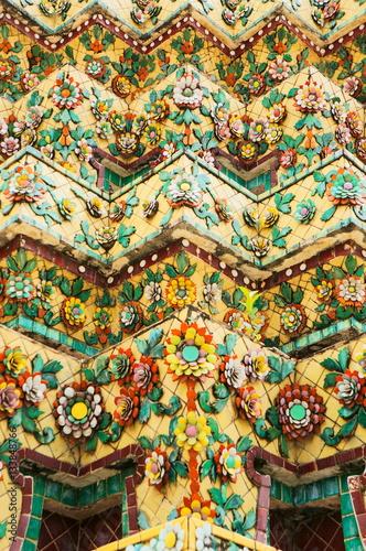 Tuinposter Boeddha ワット・ポー