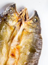 Japanese Cuisine, The Facial Expression Grilled Sweetfish