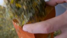 Toarna Ceai In Pachet Orange