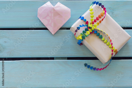 How to Fold Origami Necktie Heart - OrigamiInstruction.com - YouTube | 335x500