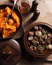 Bistro Meal Of Beef Burgundy I...