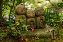 Small Buddha, Japan