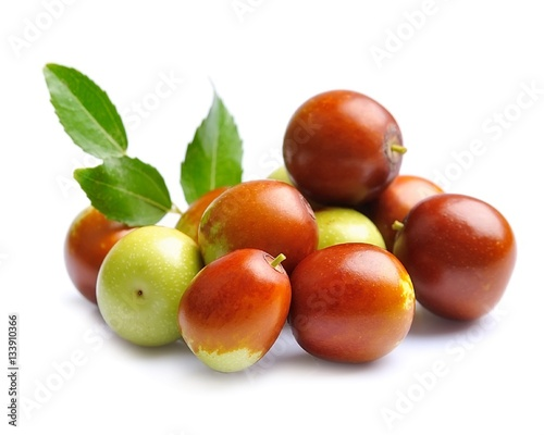 Obraz na plátně Jujube fruits
