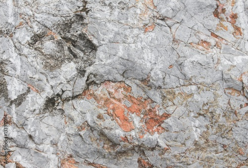 Stickers pour porte Marbre marble texture, stone mountain in nature background