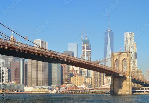 Poster Brooklyn Bridge Brooklyn Bridge.