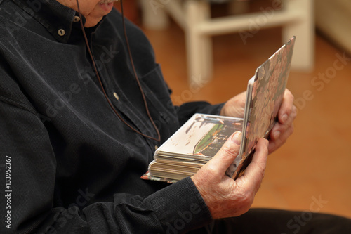 Fotografija  Anziani, nostalgie e ricordi