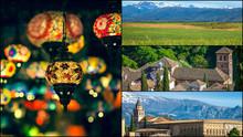 Collage Of Granada,Spain
