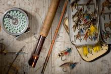 Salmon Fly Fishing Equipment