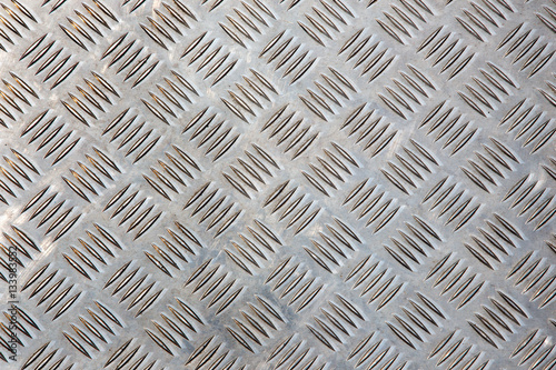 antiskid industry floor - detail Canvas Print