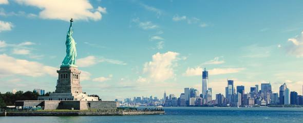 Panorama na Manhattanu, New York City