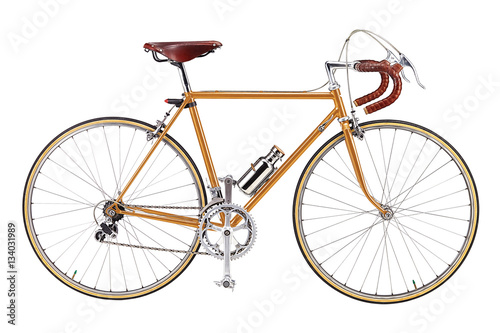 Tuinposter Fiets Road bike, vintage roadbike