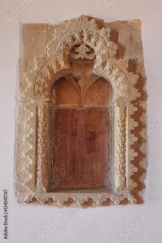 Fotografie, Obraz  Marble Niche Lebanese Architectural Detail