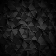 Abstract Low Poly Background I...