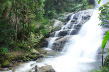 Waterfall In Thailand (Ching M...