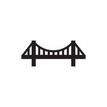 Bridge Icon Illustration