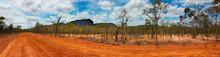 Outback Landscape Australia Pa...