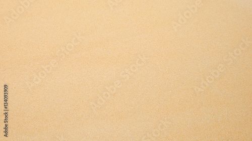 Obraz Top view of sand texture. Sandy beach for background. - fototapety do salonu