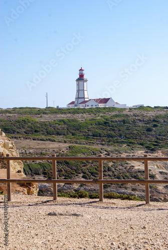 Foto auf AluDibond Cabo Espichel, Sesimbra, Portugal