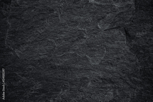 Fototapeta Dark grey black slate background